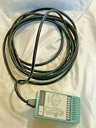 Dantec Cable And Controller S/n 189 Model Montage
