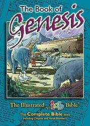 The Book Of Genesis The Illustrated International Childrens Bible Thomas Nelso