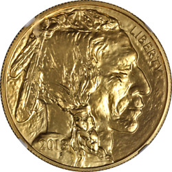 2013 Buffalo Gold 50 Ngc Ms69 Early Releases