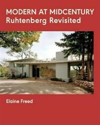 Modern At Midcentury Ruhtenberg Revisited, Brand New, Free Shipping In The Us