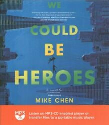 We Could Be Heroes Mp3-cd By Chen Mike Zeller Emily Woo Nrt Like New U...