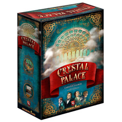 Capstone Games Crystal Palace Take Part In The First Worldand039s Fair Of 1851 New