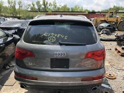 Trunk/hatch/tailgate With Spoiler Fits 10-15 Audi Q7 788216