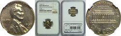 1968-s Lincoln Cent Struck On A Dime Planchet Ngc Pr-64