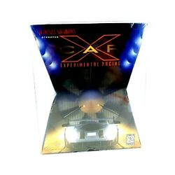 Brand New Sealed X-car Experimental Racing Trapezoid Big Box Collectorand039s Eng