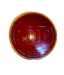 1915 16 17 18 4andrdquo Cats-eye Stop Light Lens Ford Model T Chevy Dodge Buick 19 20