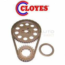 Cloyes Engine Timing Set For 1975-1986 Chevrolet C30 - Valve Train Yz