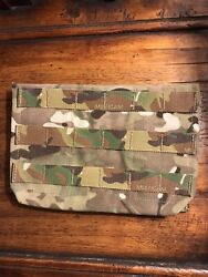 Velocity Systems Body Armor Side Plate Pouch Multicam Molle Vpb-1 K