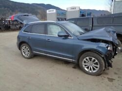 Driver Front Door Vin Fp 7th And 8th Digit Electric Fits 13-17 Audi Q5 8046582