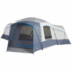 Ozark Trail 16 Person Cabin Tent with 2 Removable Room Dividers