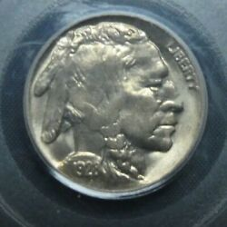 1928 D 5c Buffalo Nickel Five Cents Certified Pcgs Ms64 Us Mint Coin