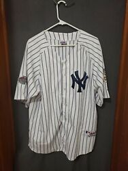 New York Yankees Alex Rodriguez A-rod 2008 Mlb All Star Game Jersey Size 56