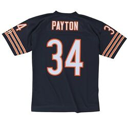 Chicago Bears Walter Payton Mitchell And Ness 1985 Retired Legacy Player Jersey