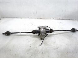 21 Polaris Rzr Turbo S 1000 Front Differential Diff With Axles