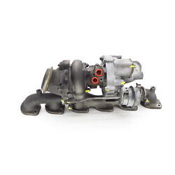 Turbocharger Right Mercedes Benz S-class W222 S. 600 V12 05.13- Turbo 277980