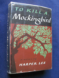 To Kill A Mockingbird By Harper Lee - Signed By Scout Actress Mary Badham In Dj