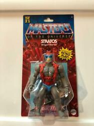 Masters Of The Universe Origins Motu Action Figure Stratos - Great Condition