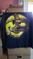 Vintage Official Mankind Have A Nice Day Xl T-shirt