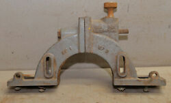 Delta 1180 1188 Cast Iron Wood Shaper Fence Collectible Woodworking Part Tool