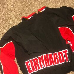Dale Earnhardt Vintage Pair Jackets Comes With Two Jackets