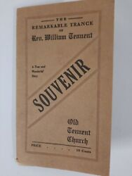 Old Tennent Church Nj Monmouth County 1926 Local History Freehold Township