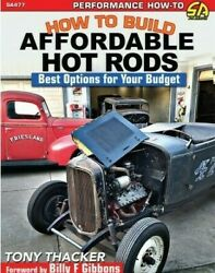 How To Build Affordable Hot Rods Best Options For Budget, Cartech Manual Sa477