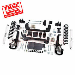 Zone 4 Front And Rear Suspension Lift Kit Fits Dodge Ram 1500 4wd 2012