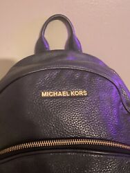Michael Kors Extra Large Backpack Leather $175.00
