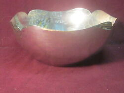 Sterling And Co 25386 Bowl 3 1/2 X 8 3/4 674 Gr No Mono
