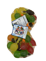 Dely-gely Fruit Jelly Tik Tok Candy-50 Pieces 2- Bag-fast Free Shipping Deal