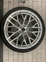 2017+ 20andrdquo Audi R8 Oem Rear Wheel And Tire