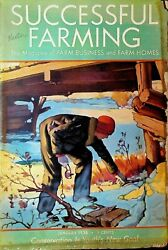 Successful Farming Magazine January 1936 Arthur Bade Will Rogers Dairy Poultry