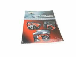 Briggs And Stratton 272147 Lawn And Garden Equipment Engine Repair Manual Genuine Or
