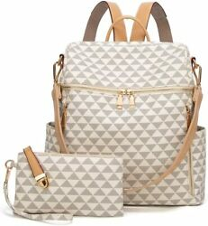 Backpacks for Women Fashion Leather Bags Satchel Bags Anti theft Rucksack Ladies $54.31