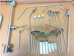 Omni-tract Retractor System Orthopedic Surgical Instruments Set