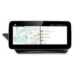 12.3 Android 10 Car Gps Touch Screen Wifi Stereo For Benz E Class W207 2013-16