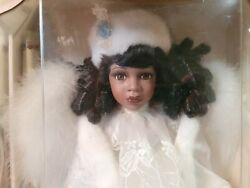 Collectors Choice African-american Angel Doll- Beautiful Black Doll