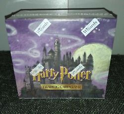 Wotc Harry Potter Card Game Base Set Booster Box 36 Packs Perfect Factory Sealed