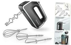 Hand Mixer Hand Mixer Electric Retractable Power Cord For Easy Storage True