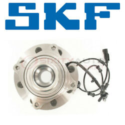 Skf Wheel Bearing And Hub Assembly For 2011 Ram 3500 5.7l 6.7l L6 V8 - Axle Ma