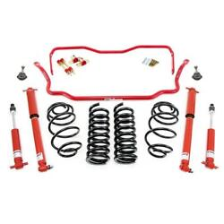 Umi Gbf015-1-r 78-88 G-body Stage 1.5 Kit 1 Inch Lowering Red