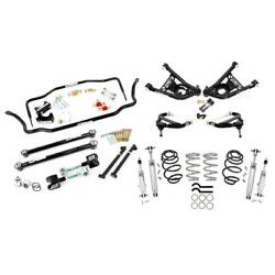 Umi Abf409-67-2-b 67 A-body Stage 5 Kit 2 Inch Lowering Black