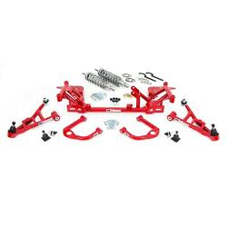 Umi Fbt004-r 93-97 F-body Lt1 Front End Kit, Street Stage 4, Red