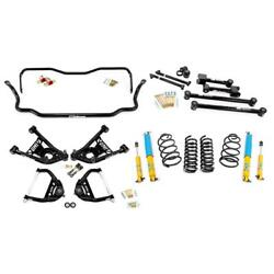 Umi Abf403-2-b 65-66 A-body Stage 2 Kit 2 Inch Lowering Black