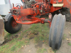 Set Back Wide Front With Bolter And Power Steering Only Case 1030 930 Tractor