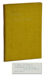 The Divine Enchantment By John Neihardt Signed First Edition 1900 Black Elk