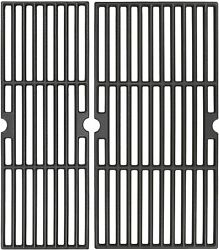 Cast Iron Grill Grates Replacement For Charbroil Performance 2 Burner 463625217