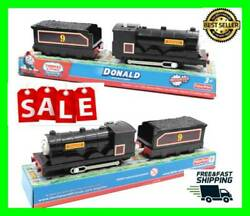 Thomas And Friends Train Set Donald Plastic Children's Toys For Kids Play Tracks