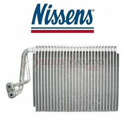 Nissens Front Ac Evaporator Core For 2006-2012 Maybach 62 - Heating Air Si