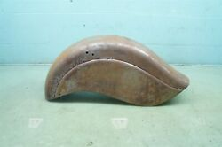 Indian Chief Roadmaster Scout Flathead 74 74ci Oem Front Fender 2432